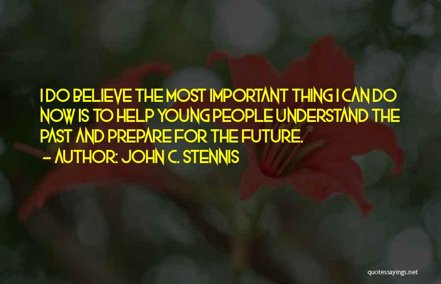 John Stennis Quotes By John C. Stennis