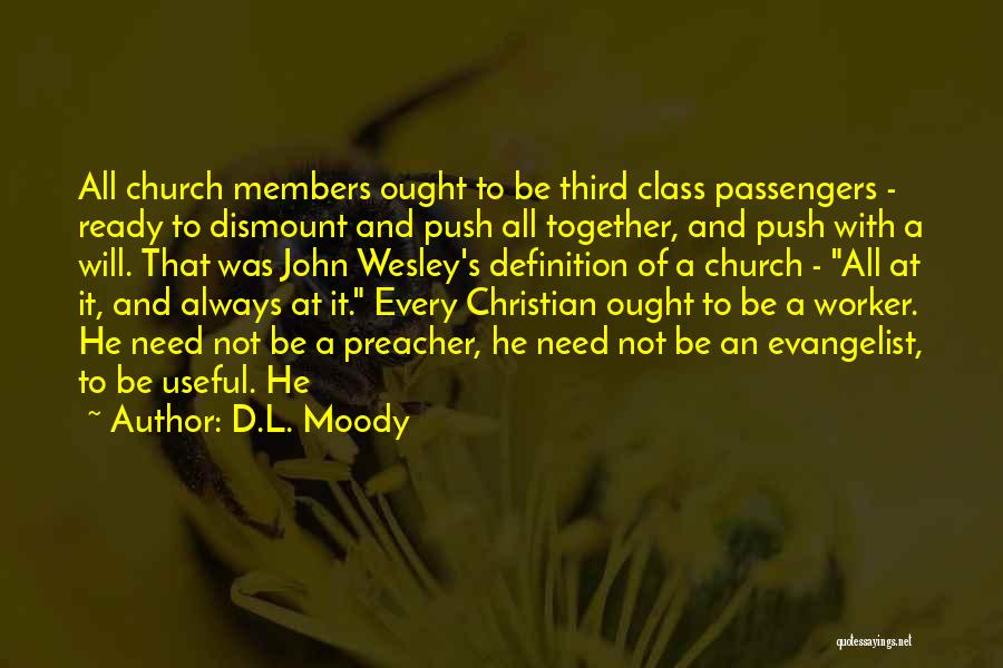 John The Evangelist Quotes By D.L. Moody