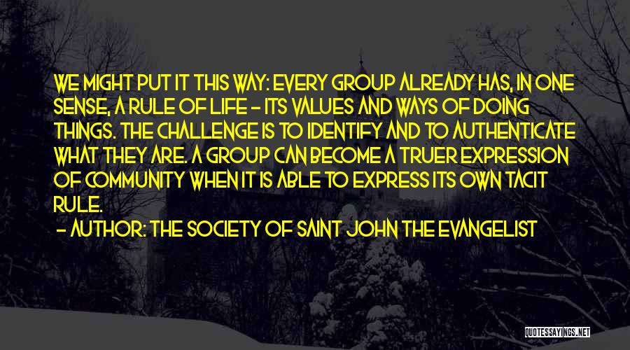 John The Evangelist Quotes By The Society Of Saint John The Evangelist