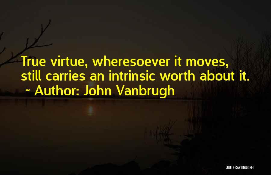 John Vanbrugh Quotes 90206