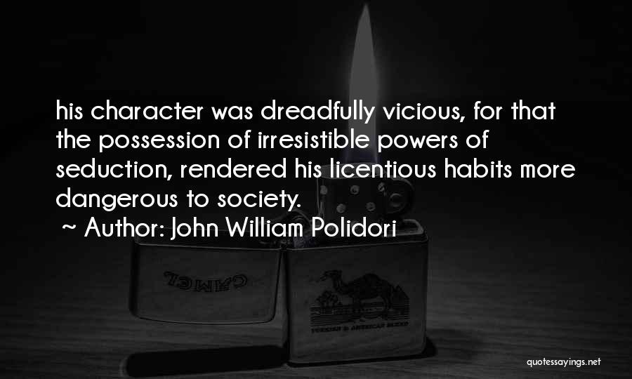 John William Polidori Quotes 2071602