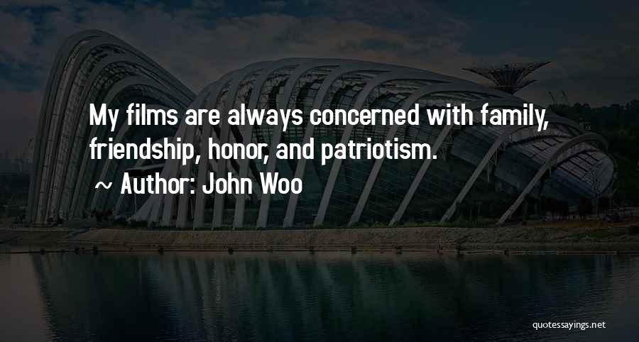 John Woo Quotes 1165559