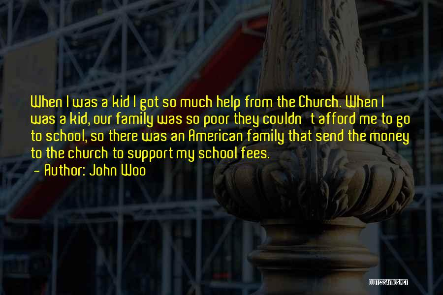 John Woo Quotes 1286256