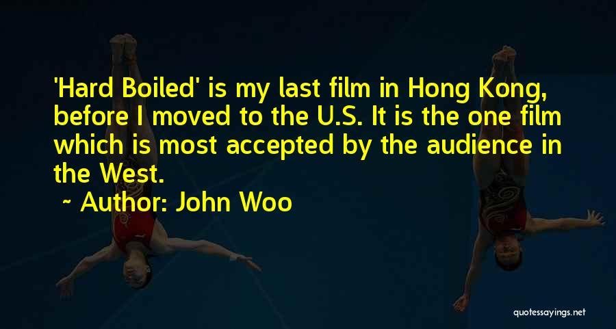 John Woo Quotes 1592010