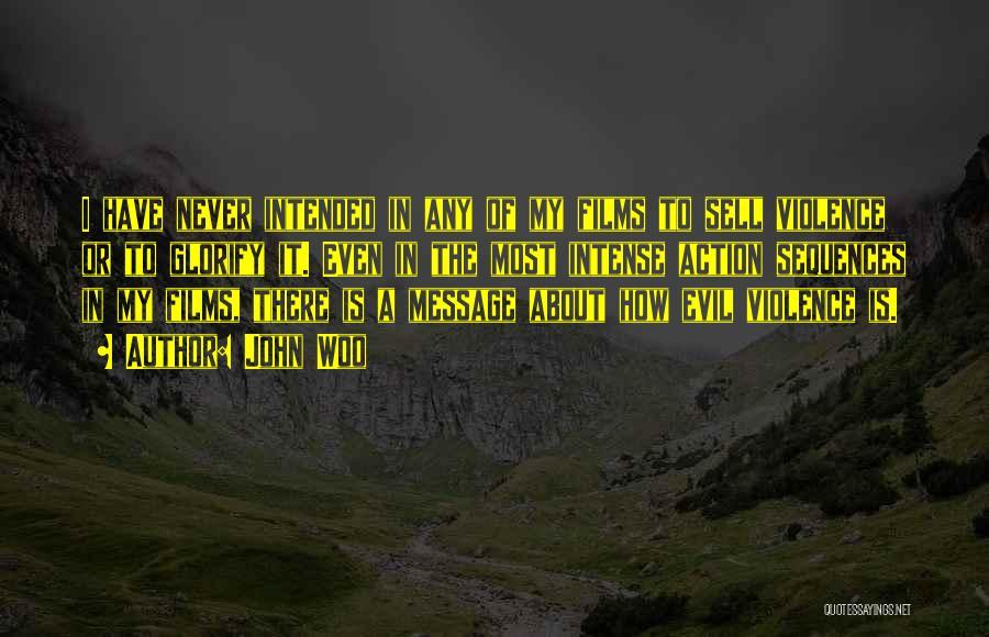 John Woo Quotes 1895024