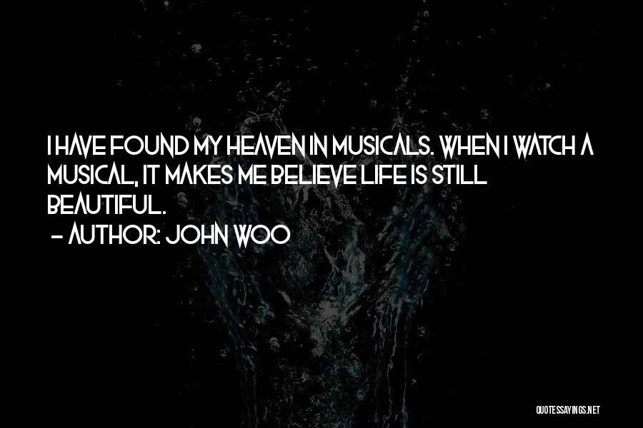 John Woo Quotes 1936481