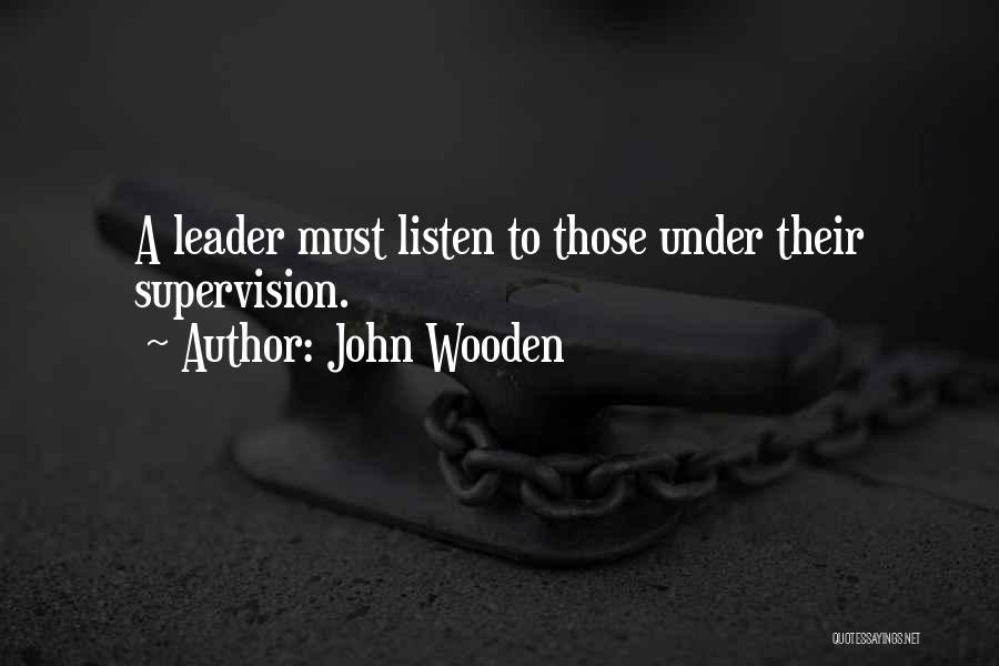 John Wooden Quotes 109042