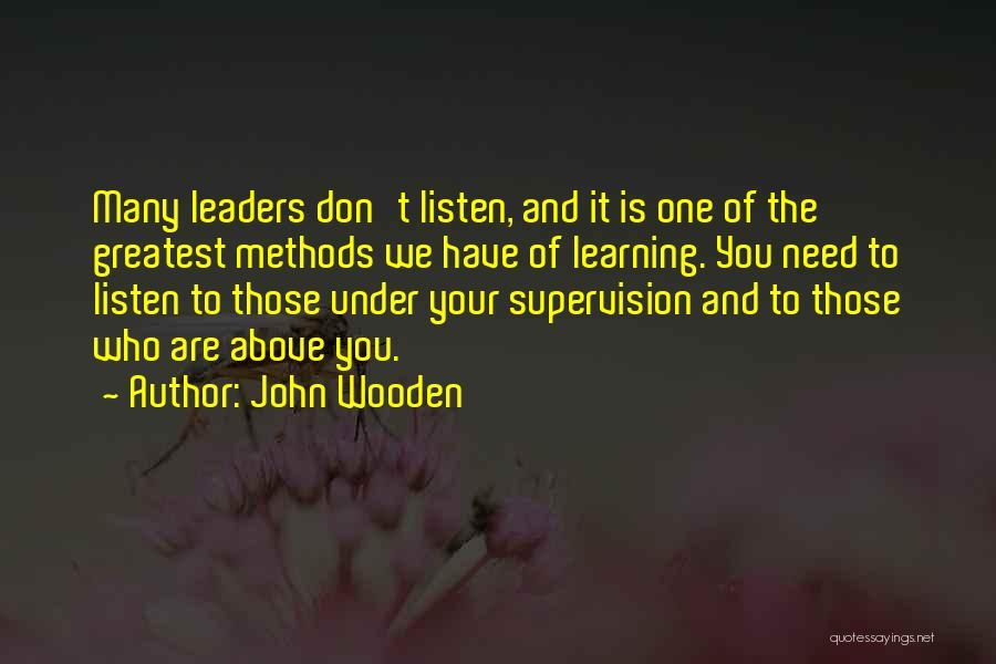 John Wooden Quotes 1215829