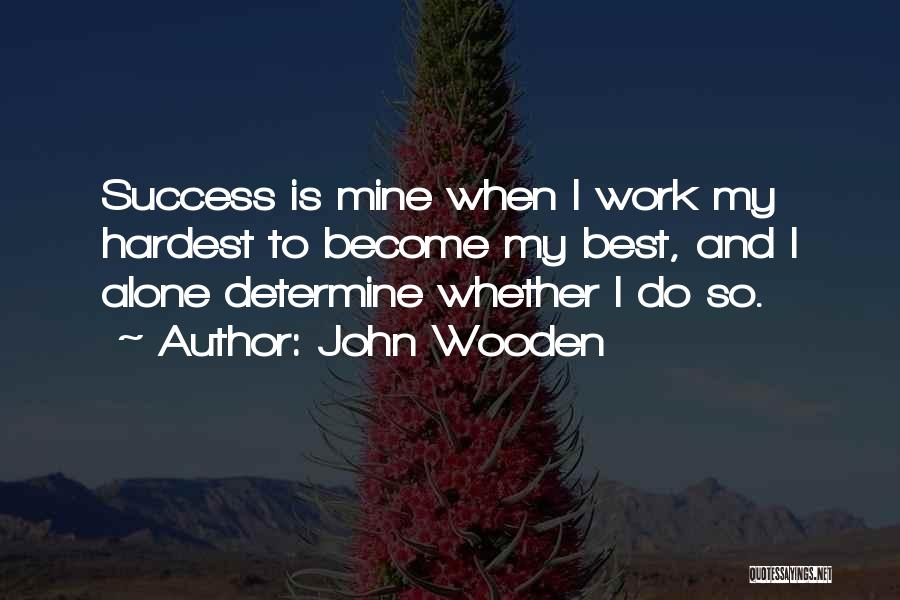 John Wooden Quotes 1247734