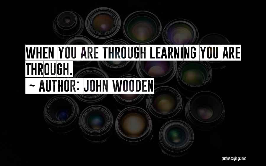 John Wooden Quotes 1278552