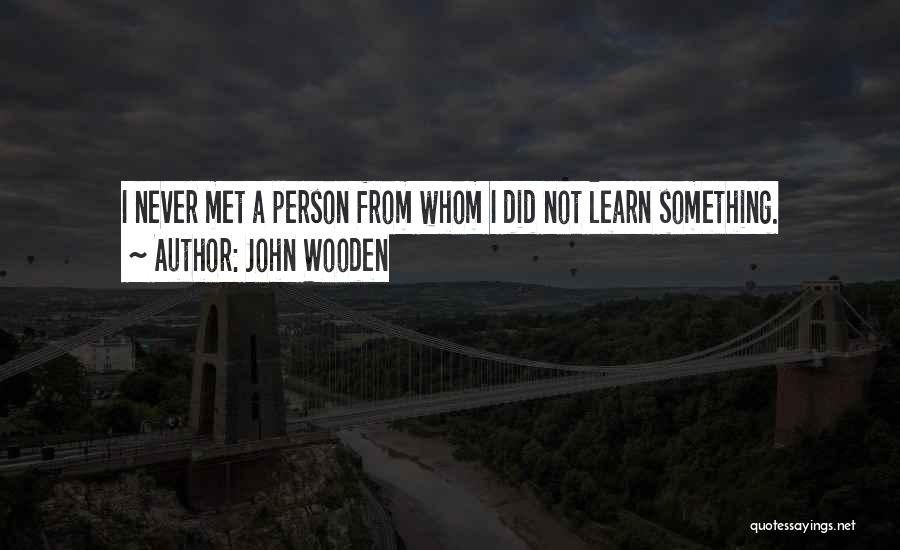 John Wooden Quotes 1396924