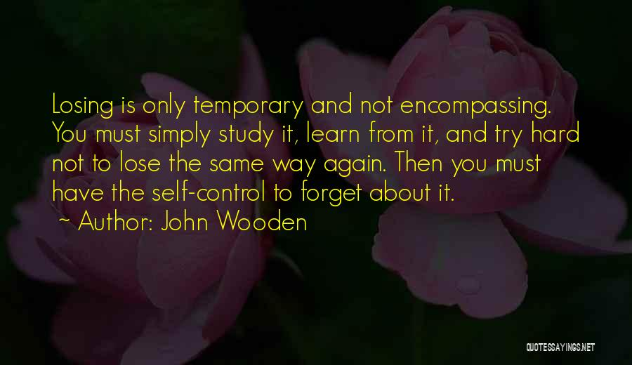 John Wooden Quotes 145325