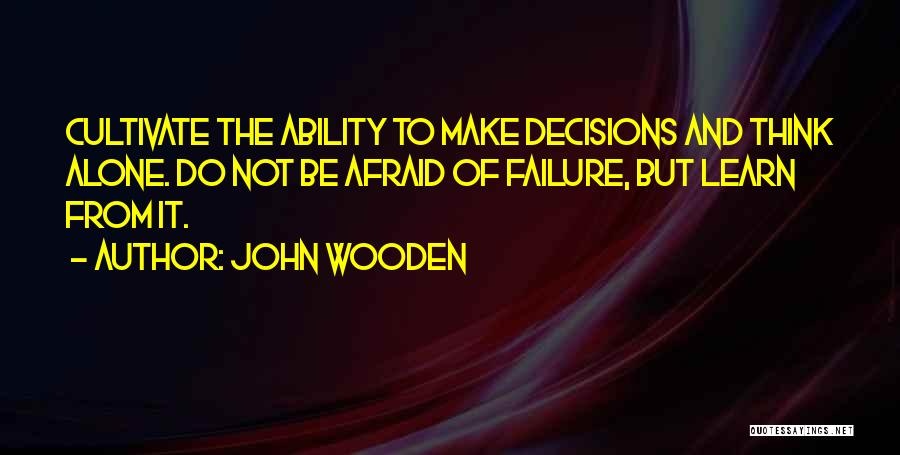 John Wooden Quotes 1651223