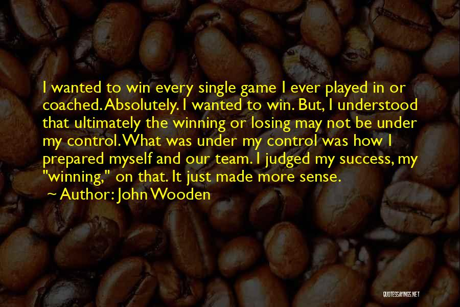 John Wooden Quotes 1674297