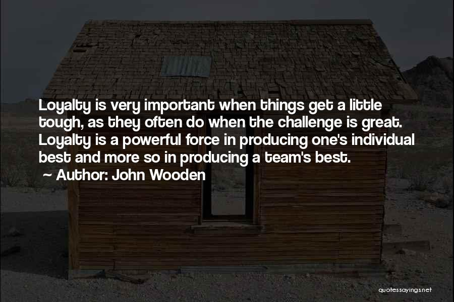 John Wooden Quotes 171762