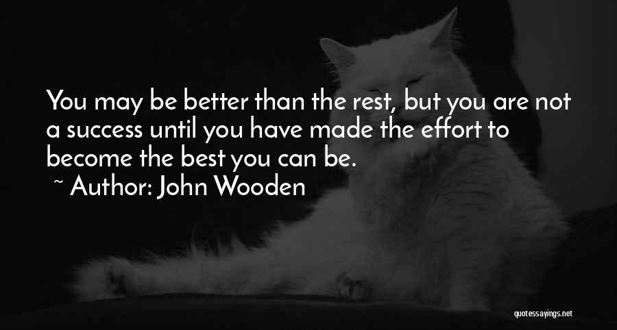 John Wooden Quotes 213938
