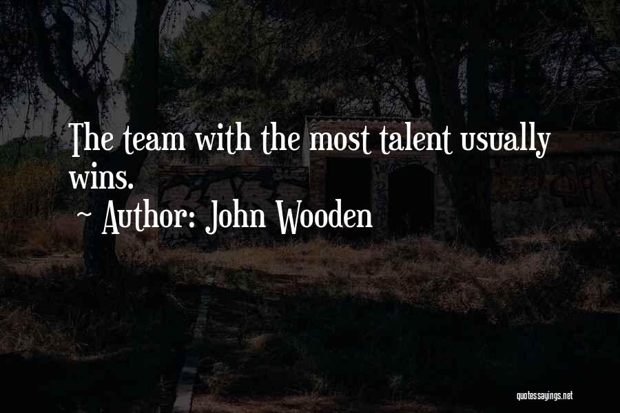 John Wooden Quotes 2227626