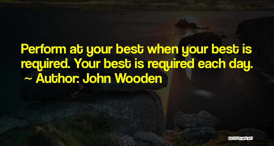 John Wooden Quotes 467701