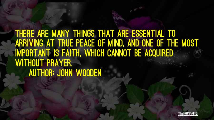 John Wooden Quotes 475977