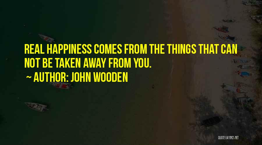 John Wooden Quotes 493845