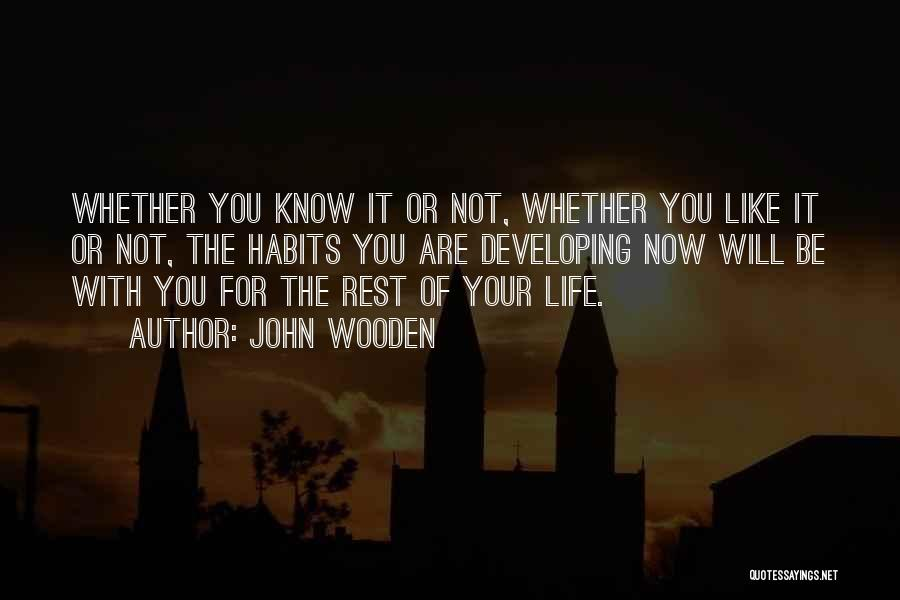 John Wooden Quotes 504812