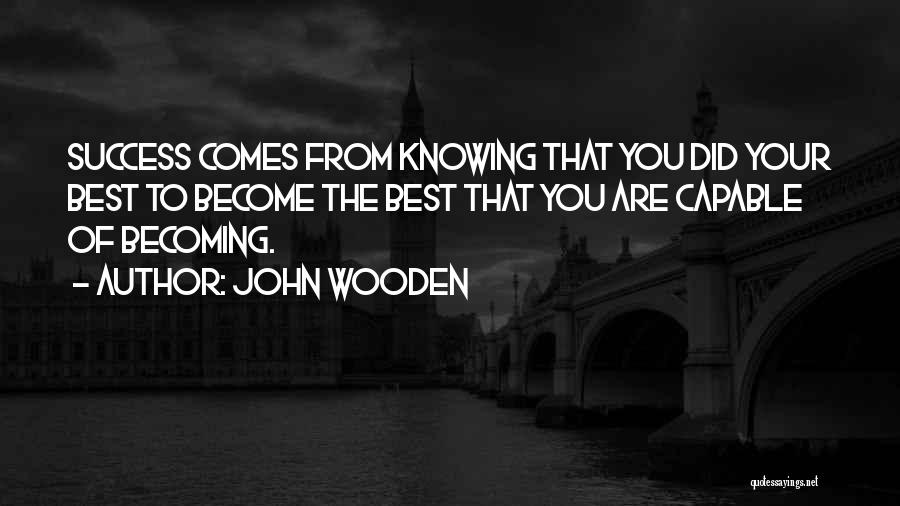 John Wooden Quotes 551532