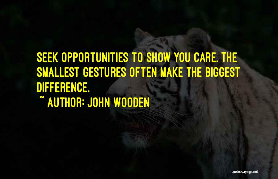 John Wooden Quotes 604663