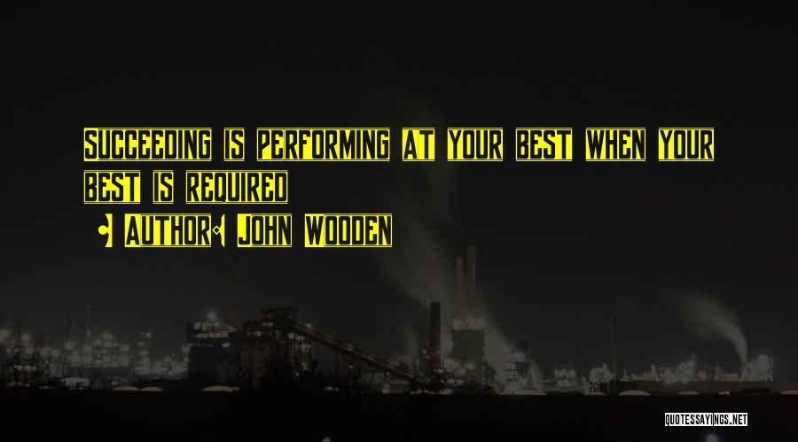 John Wooden Quotes 657193