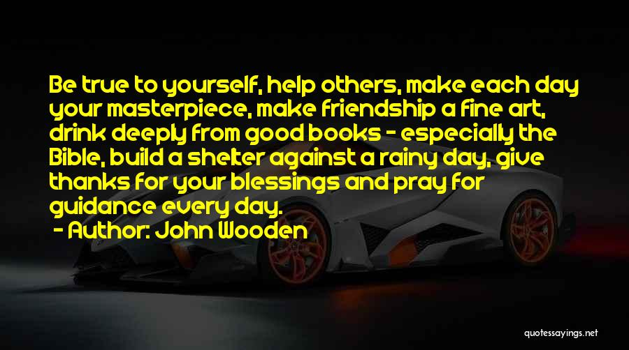 John Wooden Quotes 695139