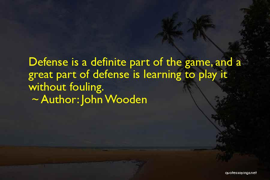 John Wooden Quotes 76485