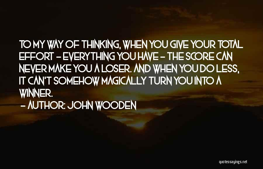 John Wooden Quotes 801740