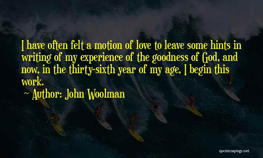 John Woolman Quotes 1802077