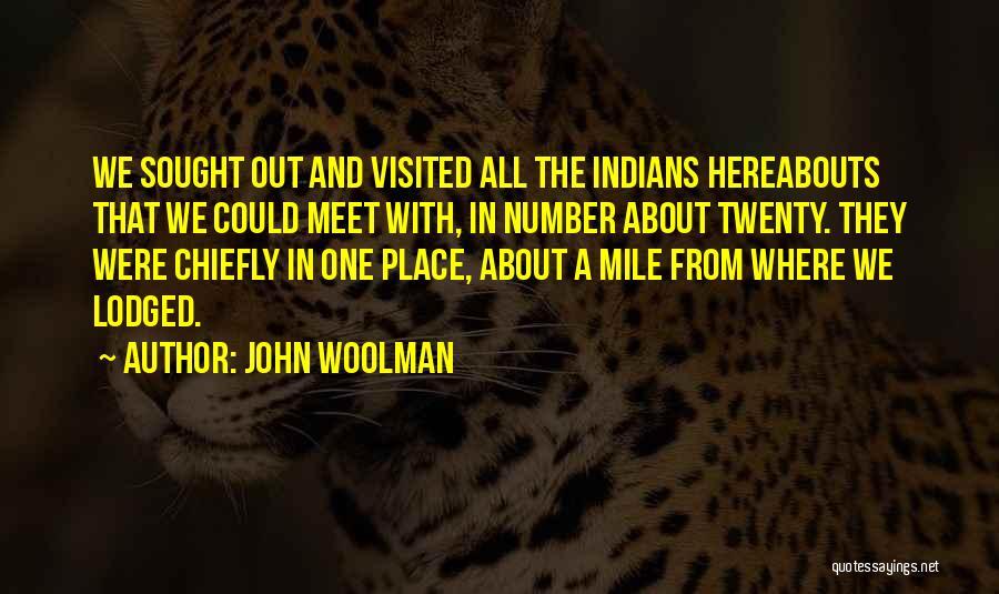 John Woolman Quotes 1890511