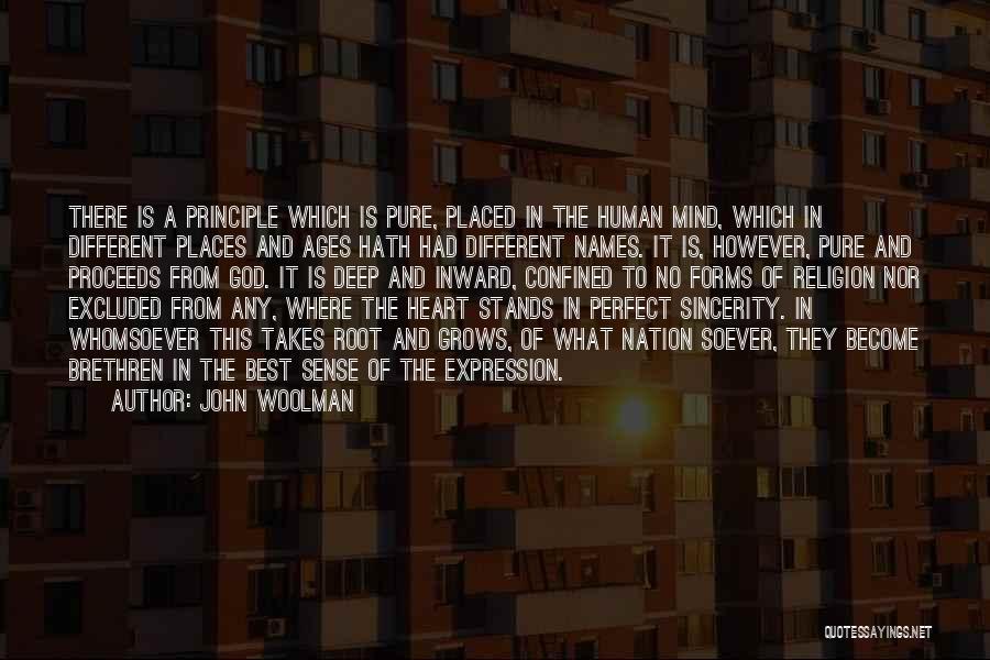 John Woolman Quotes 771672