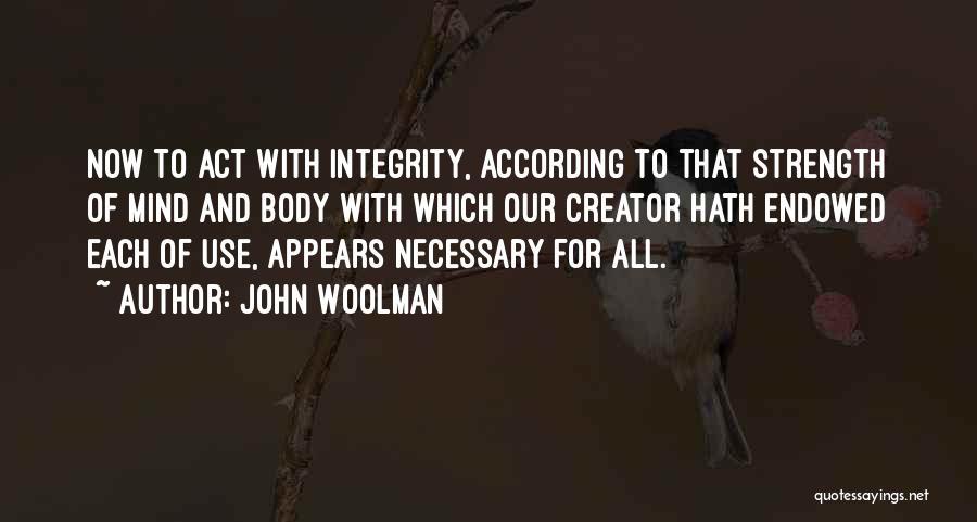 John Woolman Quotes 87690