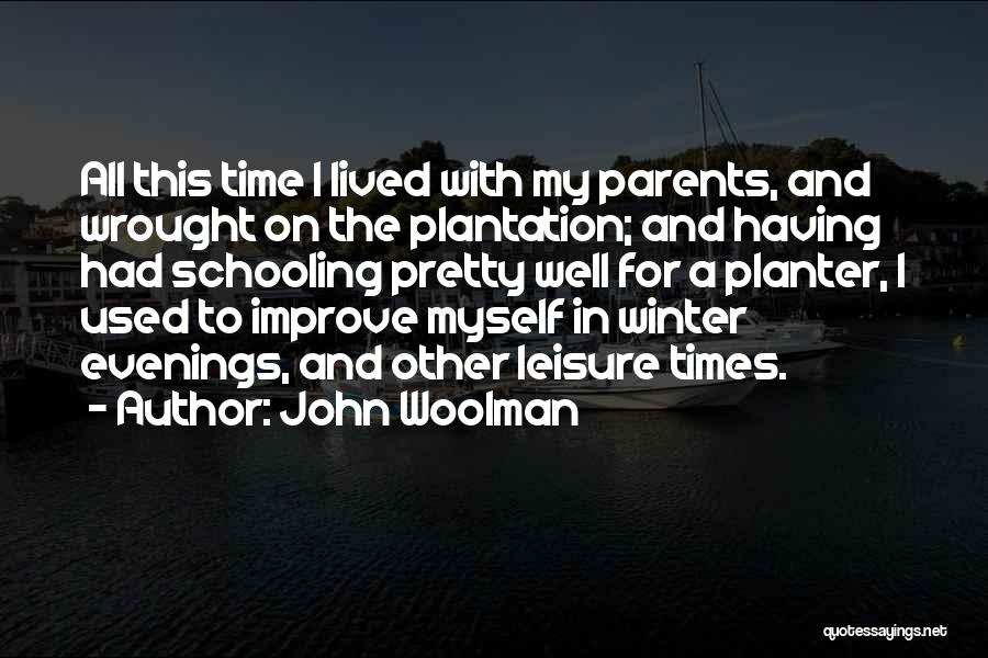 John Woolman Quotes 951944