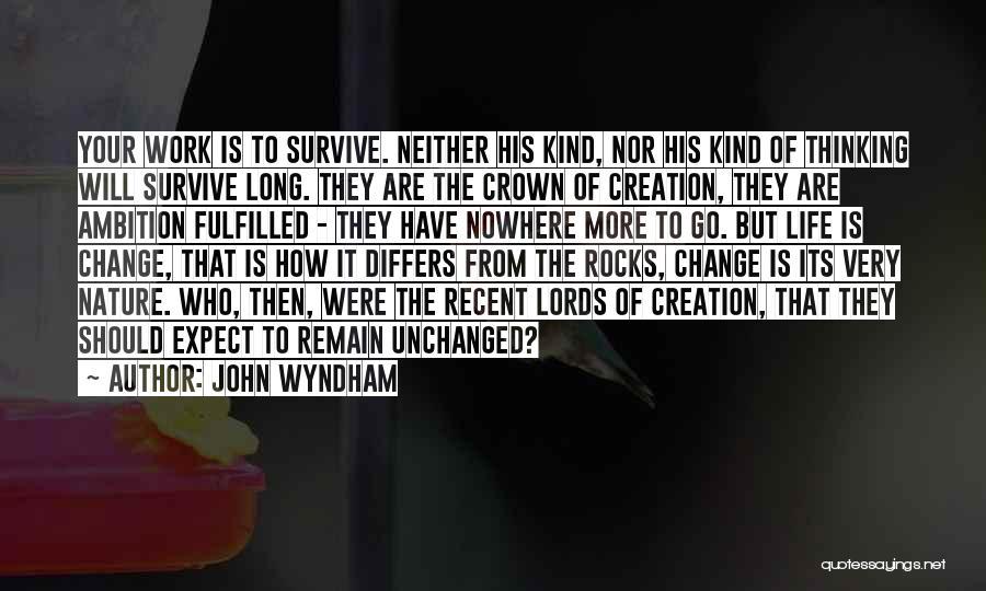 John Wyndham Quotes 1161343