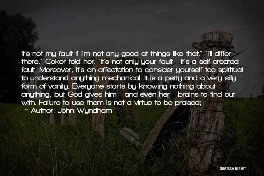 John Wyndham Quotes 1238255
