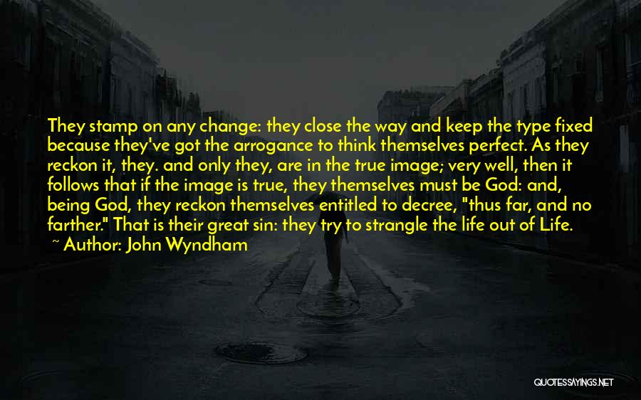 John Wyndham Quotes 1304318