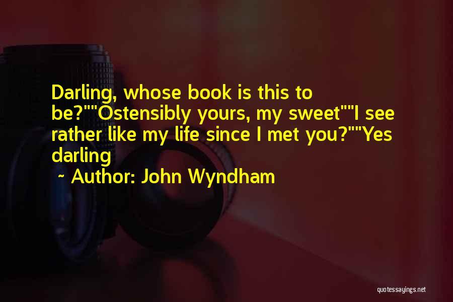 John Wyndham Quotes 131268