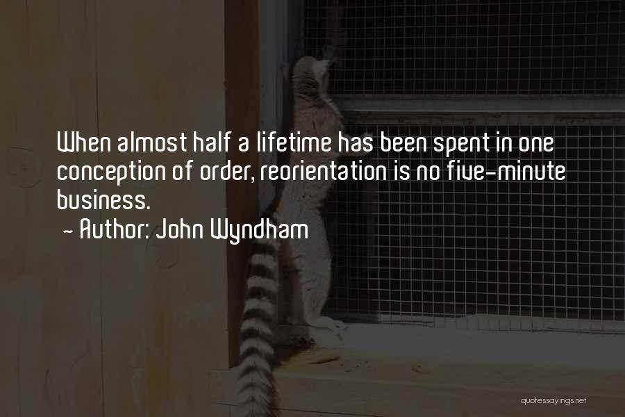 John Wyndham Quotes 1354883