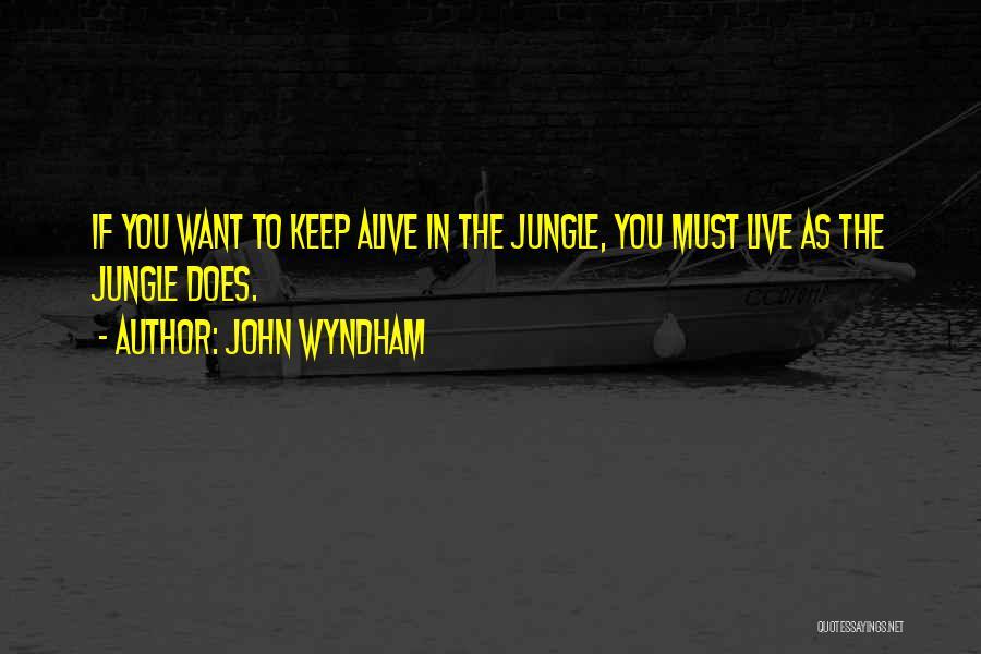 John Wyndham Quotes 1356266