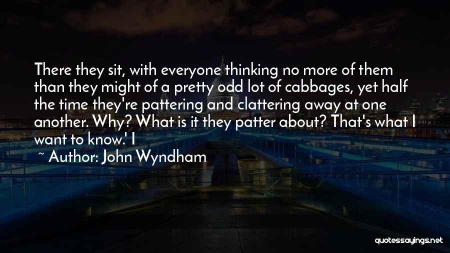 John Wyndham Quotes 1368233