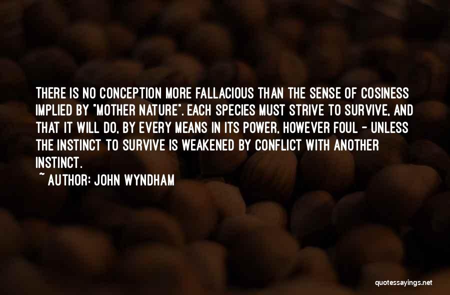 John Wyndham Quotes 1487661