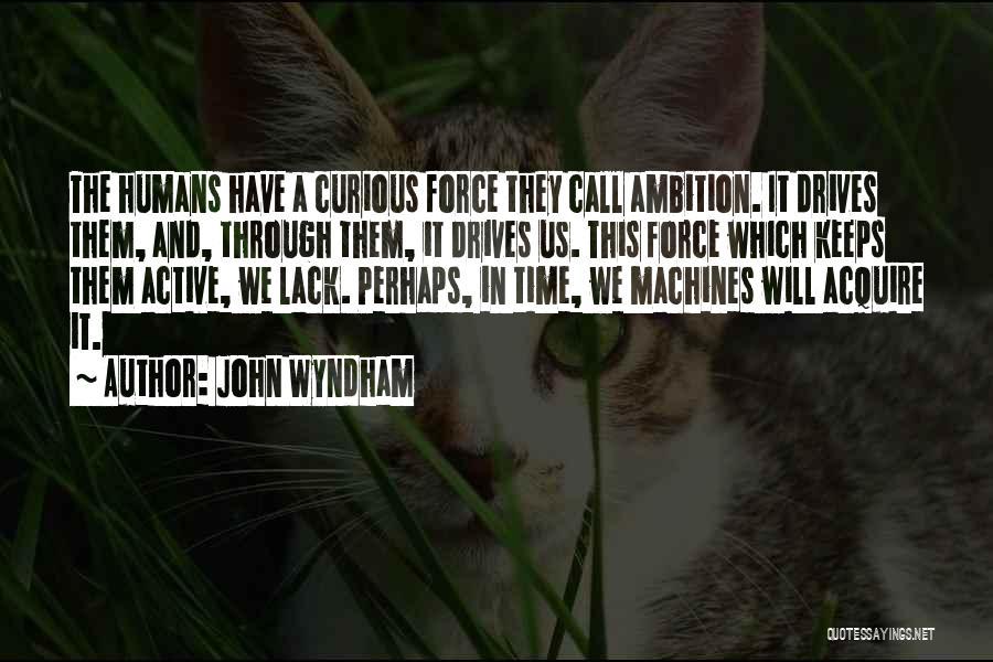 John Wyndham Quotes 1511663