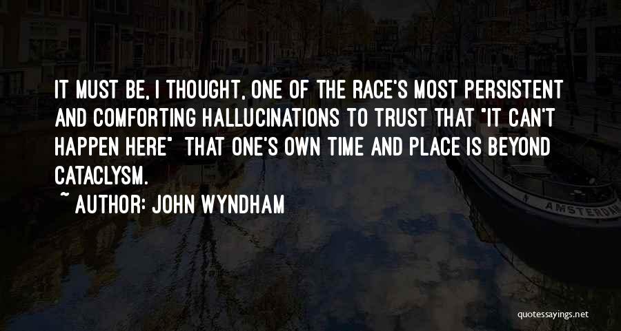 John Wyndham Quotes 1577827