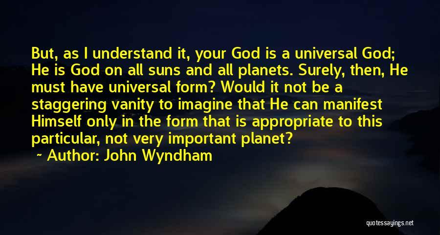 John Wyndham Quotes 1598468