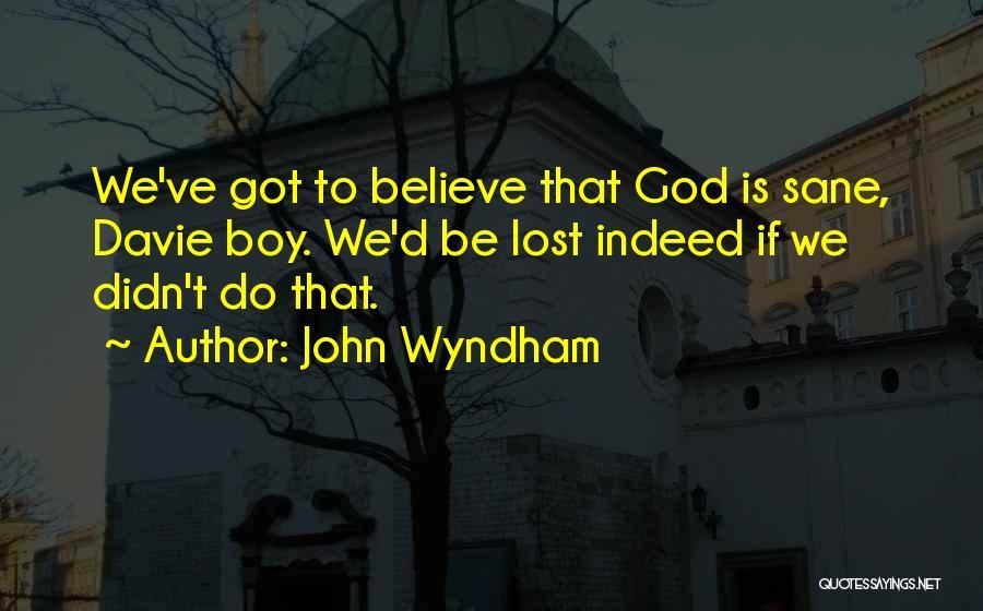 John Wyndham Quotes 160804