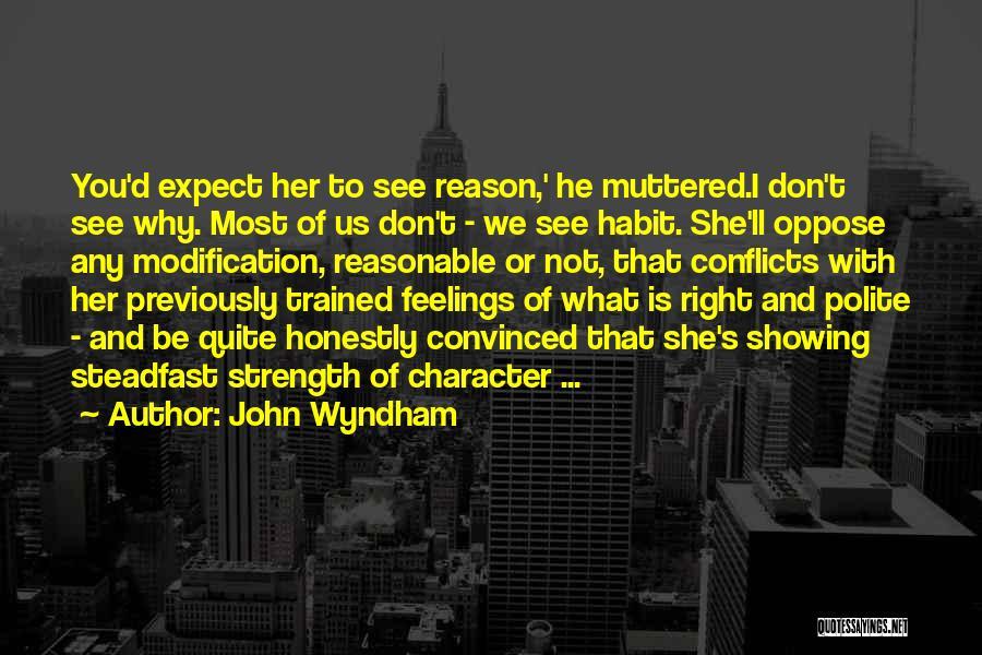John Wyndham Quotes 1683904