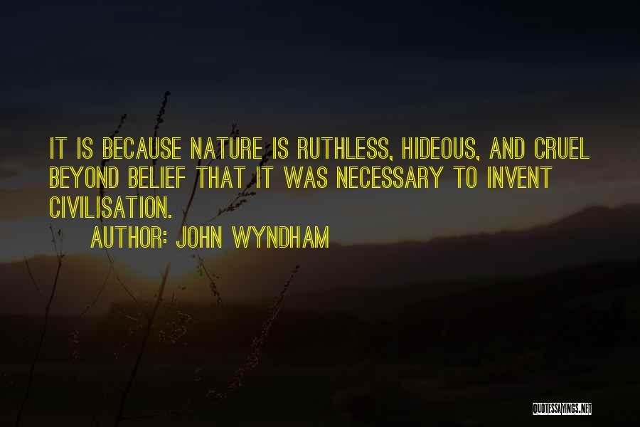John Wyndham Quotes 174260